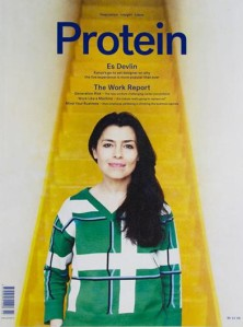 Protein Journal - the Work Issue